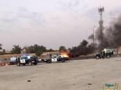 المتحدث الأمني: تفجير سيارة عند إحدى نقاط التفتيش بالرياض ومقتل قائدها