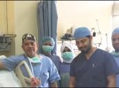 إنجاز طبي جديد.. شفاء مريض من حروق بنسبة 95% في #الأحساء