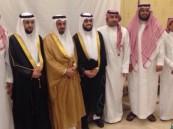 """أسرة """"الشعيبي"""" تحتفل بزواج أبنائها """"عمر"""" و""""عبدالمجيد"""""""