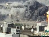 مقتل 5 خبراء إيرانيين في قصف التحالف لمصنع صواريخ بصعدة