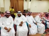 أهالي قرية المنيزلة يحتفلون بعيد الفطر المبارك