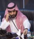 محمد بن زايد يتصل هاتفيًا بولي العهد ويدين الاعتداء الإرهابي على معملي أرامكو