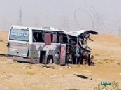 """منسوبو 8 جهات حكومية يقطعون عطلتهم لإخلاء مصابي """"حافلة المعتمرين العمانيين"""""""