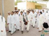 مطالب بإلغاء الطابور الصباحي في المدارس بسبب موجة البرد المتوقعة