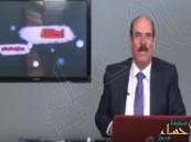 بالفيديو.. مذيع أردني ينعي نفسه على الهواء قبل يوم من وفاته