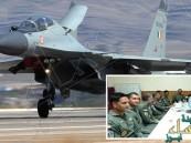 للمرة الأولى.. وصول 4 طائرات هندية مقاتلة إلى قاعدة الملك فهد الجوية بالطائف