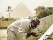 21 حالة وفاة بسبب ارتفاع درجات الحرارة في #مصر
