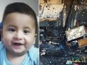 """وفاة """"الدوابشة"""" والد الرضيع الفلسطيني الذي قضى حرقا متأثرا بجروحه"""