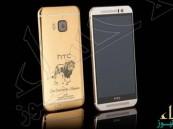 """بالصور.. طرح هاتف بالكامل من الذهب تضامناً مع الأسد """"سيسيل"""""""