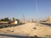 """طريق الملك عبدالعزيز.. حلم تحول إلى أزمة تؤرق أهالي""""العمران"""""""