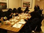 جمعية فتاة الأحساء: 15 مستفيدة مع مقطورة الأسر المنتجة بقرية الطرف