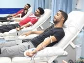 """""""العبدالعالي"""" يثمّن مبادرة أهالي """"المنيزلة"""" للتبرع بالدم"""