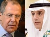 """""""الجبير"""" من موسكو: لا مكان لـ""""الأسد"""" في سوريا"""