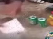 """شاهد.. ماذا وجدوا في مقار الحوثيين بعد تطهيرها.. والمقاومة: """"أهذه مفاتيح الجنة؟"""""""