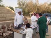برنامج توعوي وإرشادي بمنتزه #الأحساء الوطني في العمران