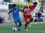 """بالصور.. """"الفتح"""" يختتم معسكره بتعادل إيجابي أمام بطل الدوري التونسي"""