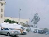"""تفجير """"أرهابي"""" في """"مسجد"""" مبنى الطوارئ في عسير (تحديث1)"""