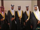 """أسرة """"الأحمد"""" تحتفي بزفاف نجلها """"أحمد"""""""