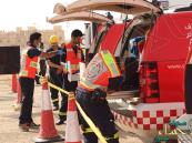 21 وفاة حصيلة 1034 بلاغ إسعافي باشره هلال #الشرقية خلال العيد