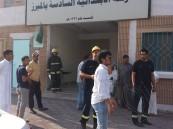 """بالصور.. """"بوفيه"""" يخلي 642 طالبة في #الأحساء"""