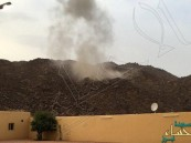 استشهاد جنديين من حرس الحدود في نجران