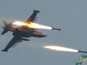 """بعد موافقة """"الدوما"""" .. غارات روسية على """"حمص"""" وواشنطن ترفض إفراغ المجال الجوي"""