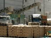 في #الشرقية… آلة مصنع أسمنت تشطر عامل نصفين