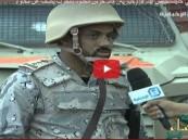 بالفيديو.. آخر ما قاله قائد حرس الحدود بالحرث قبيل استشهاده