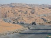 """بالفيديو.. افتتاح الطريق البري بين """"السعودية- عُمان"""" الشهر المقبل"""