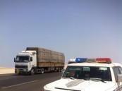 بالصور..أمن الطرق بـ #الشرقية تكثف تواجدها الأمني لاستقبال حجاج بيت الله