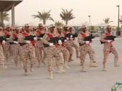 """بالصور.. اللواء """"القحطاني"""" يشهد تخريج 286 فرداً بالحرس الوطني في #الأحساء"""