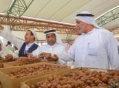 توقف مهرجان تمور #الأحساء لعيد الأضحى.. والخلاص يواصل صفقاته القياسية