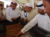 """""""زراعة"""" #الأحساء تشارك بمرشدين في مهرجان التمور لتوعية المزارعين"""