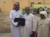 """مستشفى """"العيون"""" تقدم 250 حقيبة في خدمة ضيوف الرحمن"""