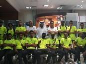 """فريق """"العيون"""" بالقاهرة لأول مرة للصعود للدرجة الأولى"""