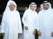 عبد العزيز الحمد يحتفي بعقد قرانه