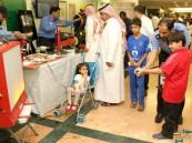 مستشفى الملك عبد العزيز بالحرس الوطني ينقل ثقافة السلامة بفعاليات مختلفة