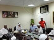 أكاديميَّ جامعة الملك فيصل في ضيافة نادي الأحساء لذوي الاحتياجات الخاصة