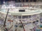إعادة فتح جسر الطواف المعلق بالمسجد الحرام بعد التأكد من سلامته