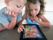 «أمراض مزمنة» تهدد الأطفال بسبب استخدام  الأجهزة اللوحية