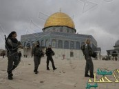 مواجهات بين مصلين وقوات الاحتلال في المسجد الأقصى