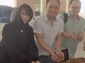 وفد صيني يزور مهرجان تمور #الأحساء.. و37 صفقة ماسية تُحقق 117 ألف ريال