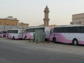 في #الأحساء.. مدارس تُعلق الدراسة وحافلات ملتهبة في أول دوام مدرسي !!