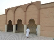 """بالصور… مطالب مشروعة تعطّل أحد """"المساجد"""" في عيون #الأحساء"""