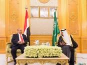 الملك سلمان يجدد تأكيده على دعم المملكة الكامل لليمن وحكومتها الشرعية