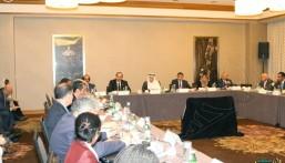 المملكة والإمارات وقطر يبحثون الوضع الإنساني في اليمن