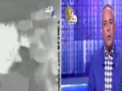 بالفيديو.. إعلامي مصري يعرض مقطعاً من لعبة على أنه غارات روسية في سوريا !!