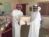 مدرسة حمزة الزيات تحتفي بيوم المعلم