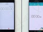 شاهد.. اختبار قاسي يُظهر تفوق أيفون 6s Plus  على جالاكسي Note 5