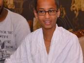 بالصور.. الأمريكي مخترع الساعة المتفجرة: أتمنى لو كنتُ طالباً بالمدارس السعودية